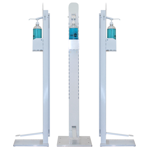 iTe_Sanitizer_Foot_Dispender_Stand